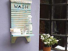 Manualidades y Artesanías | Organizador para lavadero | Utilisima.com