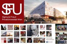 Interesujesz się psychologią i psychoanalizą?  Aplikuj na wyjątkowy Uniwersytet Sigmunda Freuda w Wiedniu!  Pełna oferta: http://study4u.eu/uczelnia/366-uniwersytet-sigmunda-freuda  #studia #uczelnie #psychoanaliza #rekrutacja #informacje #wiedeń #austria