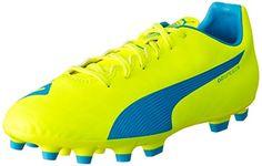 Scarpe Da Calcio uomo - Puma - Evospeed 5.4 Ag - Giallo - misura 48.5 86fc3cf774c
