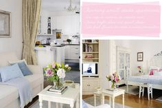Ideas on how to decorate a small studio apartment