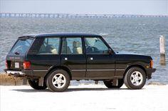 94' range rover - county edition