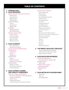 The Ultimate Blogging Binder—For Free, Right Now!
