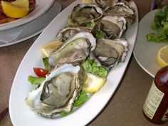 Gente di Mare, Marsaxlokk.Oysters