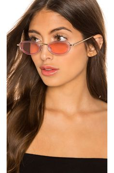 bfdfd157e814 my my my Wyst in Gold & Pink | REVOLVE Mirrored Sunglasses, Sunglasses  Women,