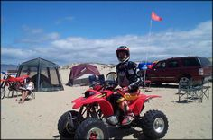 Camping By The Beach Oceano Dunes State Park Ca Only In