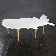 USA Coffee Table by Gus* x Fab