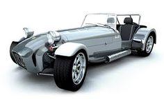 Lotus MK 7 (1957, Inglaterra)