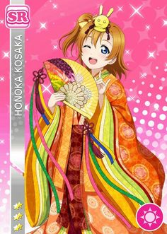 Love live (Honoka)❤