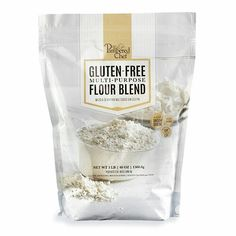 So excited that PC has released a Gluten-Free Multi-Purpose Flour Blend - The Pampered Chef® Healthy Gluten Free Recipes, Low Carb Recipes, Diet Recipes, Best Chocolate Chip Cookie, Healthy Food Choices, Pampered Chef, Cooking Tools, Food Hacks, Free Food