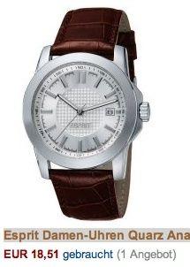 Amazon Warehouse Deals – Herren Uhren ab 6 Euro – Damen Uhren ab 7 Euro – Kinder Uhren ab 5 Euro