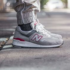 New Balance M997CGR Made in USA