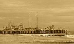 Steel Pier, Atlantic City NJ