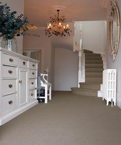 love this carpet colour!