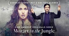 Amazon hat eine dritte Staffel der Golden-Globe-Gewinnerserie Mozart in the Jungle bestellt. Die Amazon Originals Serie geht noch im Laufe dieses Jahres in Produktion. Die Hauptrollen übernehmen au…