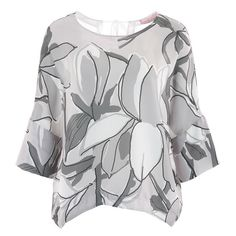 With its soft fabric this shirt fits all body silhouettes and is designed to make you feel good