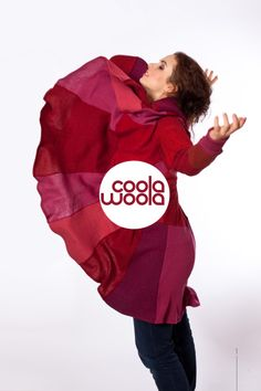 fully recycled eco pure wool coat so called coolawoola