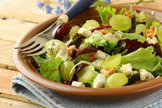 Dieta saludable: Rica ensalada para mantener tu figura