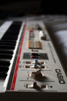 Casio Vintage Synth! This is the keyboard that started it all in my life