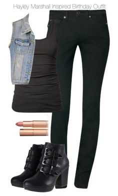 """""""The Originals - Hayley Marshall Inspired Birthday Outfit"""" by staystronng ❤ liked on Polyvore"""