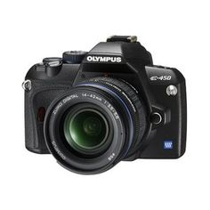 Olympus E-450; Rent it today with CameraLends