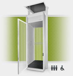 Trio Home Elevator Stiltz Home Lift