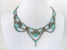 FREE beading pattern: Stone Glam                              …