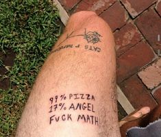 This rebellion. | 29 Tattoos That Failed So Spectacularly They Almost Won