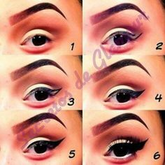 Cat eye line