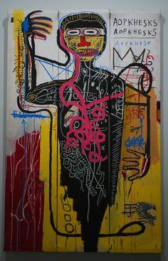 Diagnoses are irrelevant -  Basquiat at Arken