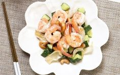 Stir-fry Shrimps With Cashew Nuts - All Asia Recipes