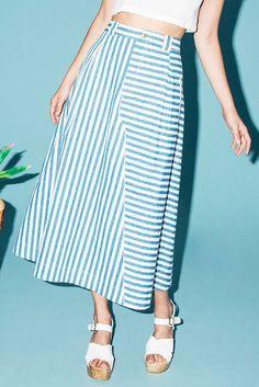 Rachel Antonoff Phyllis Cargo Skirt