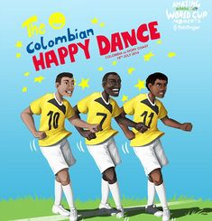 Colombian Happy Dance
