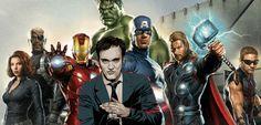 Mashup incrível do filme Os Oito Odiados de Quentin Tarantino com os super heróis da Marvel, Os Vingadores