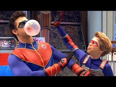 Henry Danger | Bubble-Blowing Competition | Nick - YouTube