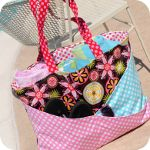 The Sunny Days Waterproof Pool & Beach Bag A Tutorial & 52 (Family) Projects in 2012: #13