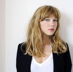 lea seydoux hair medium length - Pesquisa Google