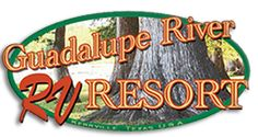 Guadalupe River RV Resort : open year round and during the Winter has an indoor heated pool. Texas Rv Parks, Best Rv Parks, Camping In Texas, Camping Places, Yogi Bear Jellystone Park, Travel Trailer Camping, Camping Ideas, Guadalupe River, Rv Parks And Campgrounds
