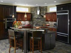 Armstrong Kitchen Cabinets:Dark Brown Armstrong Kitchen Cabinets Color  Designsu2013pictures Of Armstrong Kitchen