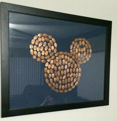 Pressed Penny idea. I have so many! I'm doing this
