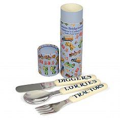 Emma Bridgewater Mini Cutlery Set