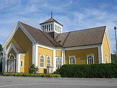 Ikaalisten Kirkko, Fredrika Sofian kirkko