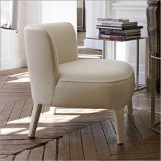maxalto febo reading chair, low back by antonio citterio