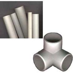 Furniture Grade PVC Pipe & Fittings                                                                                                                                                      More