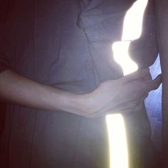 You wear it well. Panika Derevya aw2014. Light-reflecting stripes. #panikaderevya #fashion #fall2014 #moscow #normcore