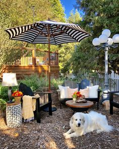 Wicker Sofa, Porches, Yard, Outdoors, Outdoor Decor, Plants, Color, Home Decor, Courtyards