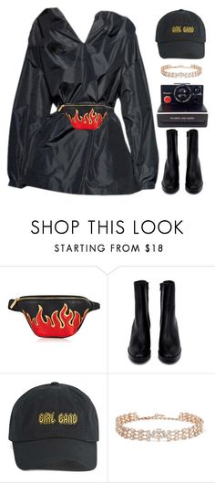 """""""clashes"""" by lalagenue ❤ liked on Polyvore featuring Balenciaga, Forever 21 and Oscar de la Renta"""