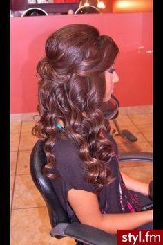 wedding hair @Crystal Chou Sasinoski