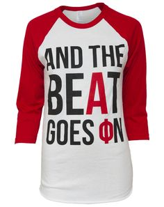 Beat Goes On - cute for RDG & our heart health philanthropy