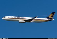 Photo of 9V-SSI - Airbus A330-343 - Singapore Airlines