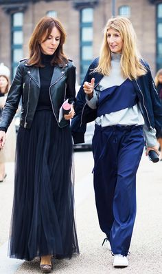 The One Layering Piece Every Cool Girl Owns via @WhoWhatWearAU